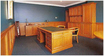 Brisbane commercial office furniture fit outs wall panelling Brisbane
